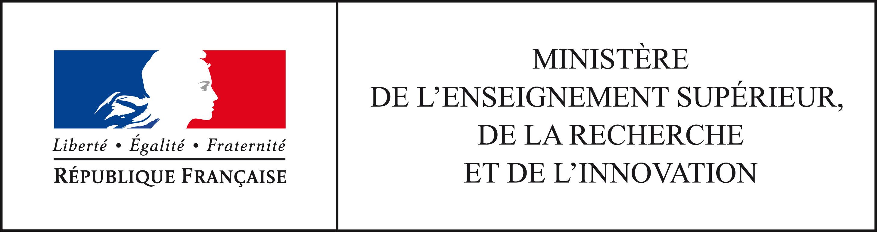 Logo MESRI